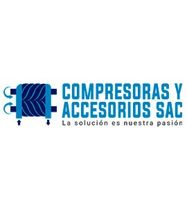 Compresoras y Accesorios Diseño de Logotipo