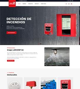 LARCONPSA - Página web