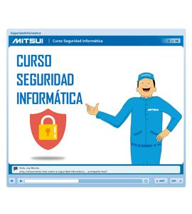 Desarrollo de SCORM - Curso Seguridad Informática 2017