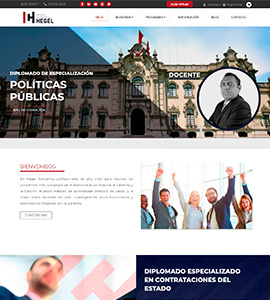 HEGEL - Página web