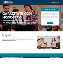 ESCUELA DE PROYECTISTAS - Aula virtual
