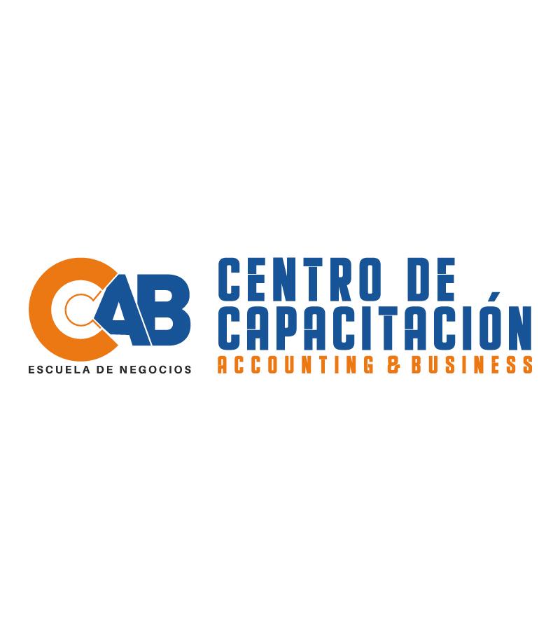 CENTRO DE CAPACITACIÓN ACCOUNTING Y BUSINESS Logotipo
