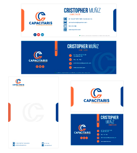 Diseño de Logotipo e Imagen Corporativa