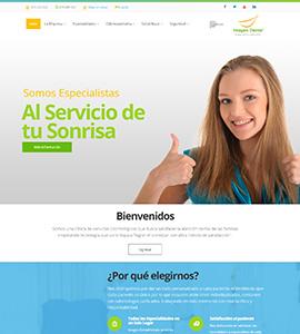 Pagina Web (dos idiomas)<br><br>