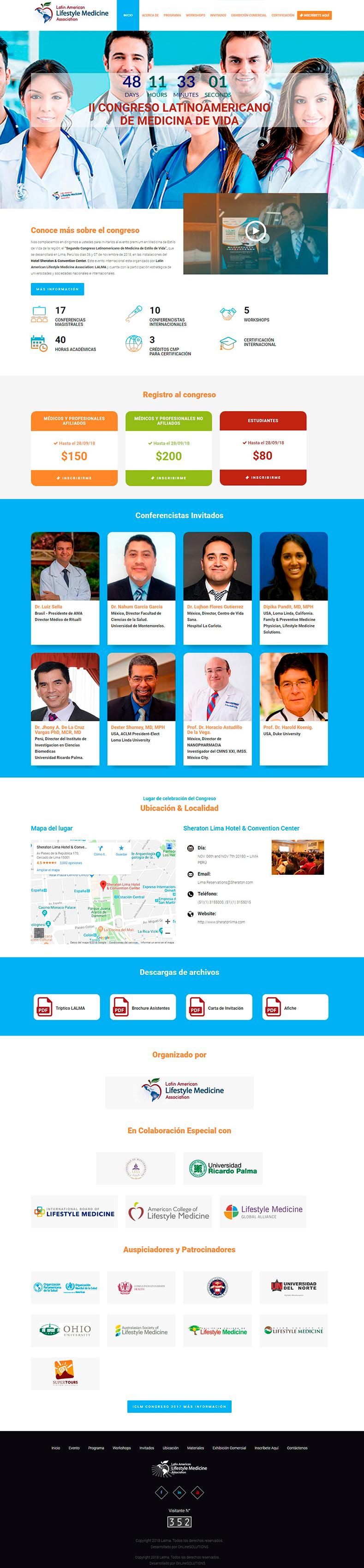 Diseño de Página Web<br><br>