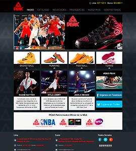 Página Web Corporativa<br><br>